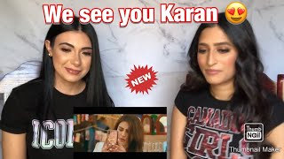 Red Eyes (Official Video)   Karan Aujla Ft Gurlej Akhtar   Proof   Jeona & Jogi   (REACTION)