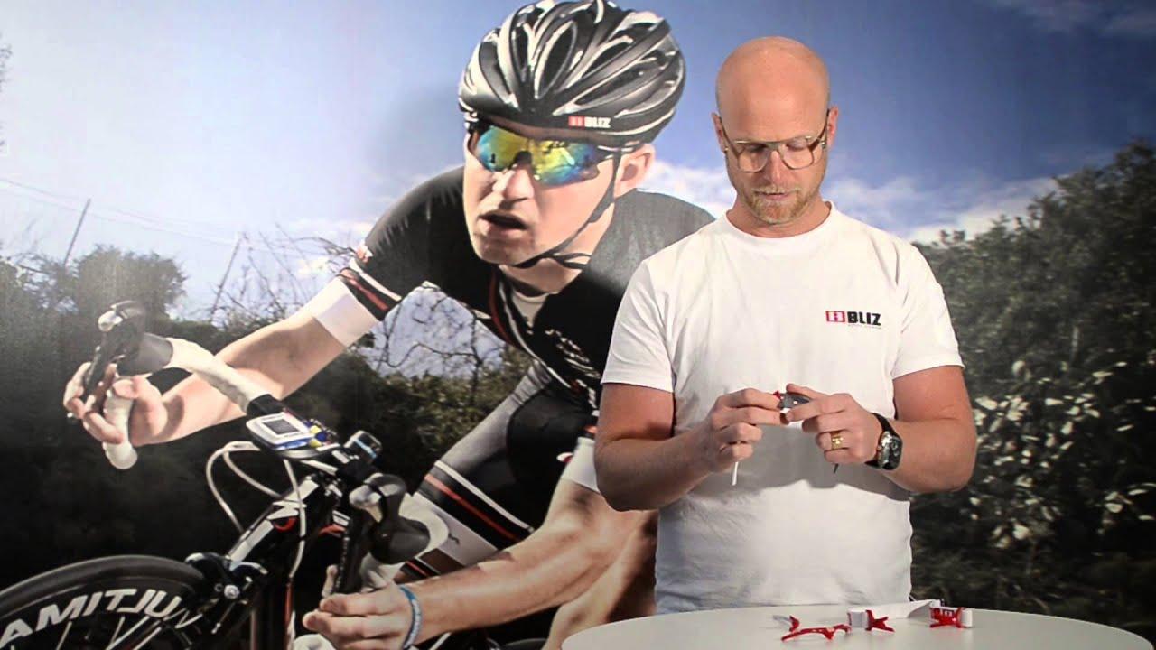 a66411f0e Cyklistické okuliare Bliz Tempo - biela - inSPORTline