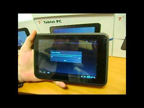 FREELANDER PD10 1GB / 8GB 3G + GPS + TV + BT + FM