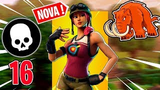 ATE THE TFEU BOUGHT THE NEW SKIN BULLET ON THE TARGET SHE'S SENSATIONAL! -Fortnite, le