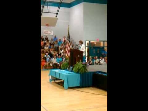 Surfside Middle School Graduation