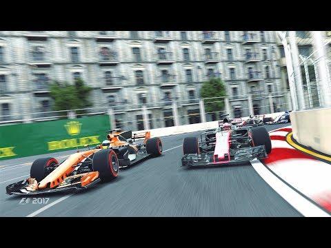 F1 2017 Akademia VRL [LIVE] | FINAŁ - GP Baku!