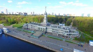 Речной вокзал. Москва