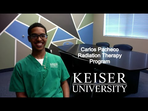 Keiser University Radiation Therapy Program