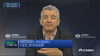 Norwegian Air is 'doomed,' Ryanair CEO says | Squawk Box Europe