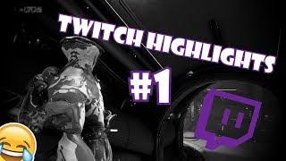 TWITCH HIGHLIGHTS #1: SPITTIN' FIRE, COLOGNE, OSTRICHES, & PARIS!!! (Warframe & Roblox)