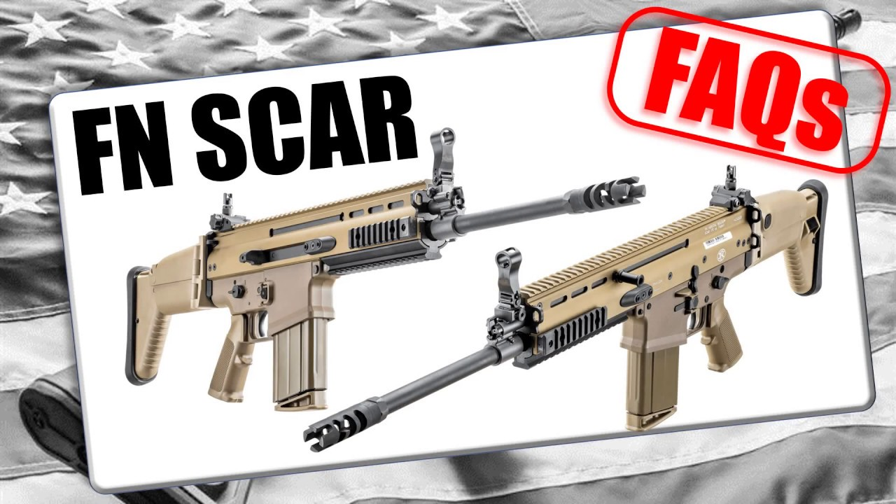 FN SCAR for Sale