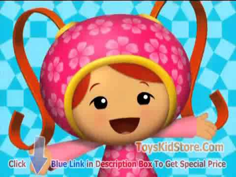 Team Umizoomi YouTube