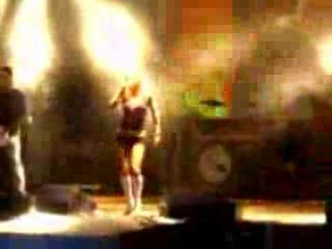 ♥ DODA - Diamond Bitch (live) HOT ♥ cz.2