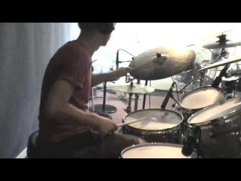 Peter Erskine drumcover by Ivo Elfers