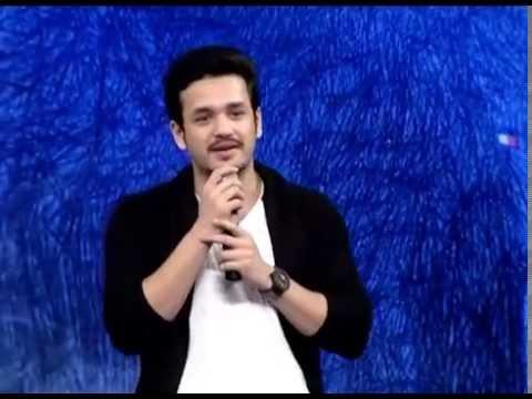 Akhil Speech at Premam Movie Audio Launch - Chai Biscuit