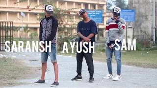 EMIWAY - KHATAM | DANCE CHOREOGRAPHY| A2S CREW|