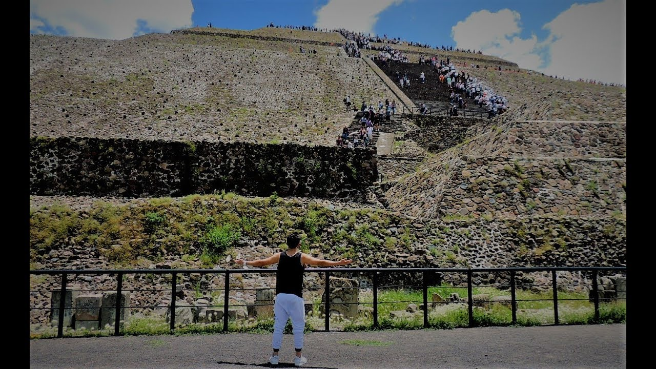 PIRAMIDES DE MEXICO - OMAR ESCORPION