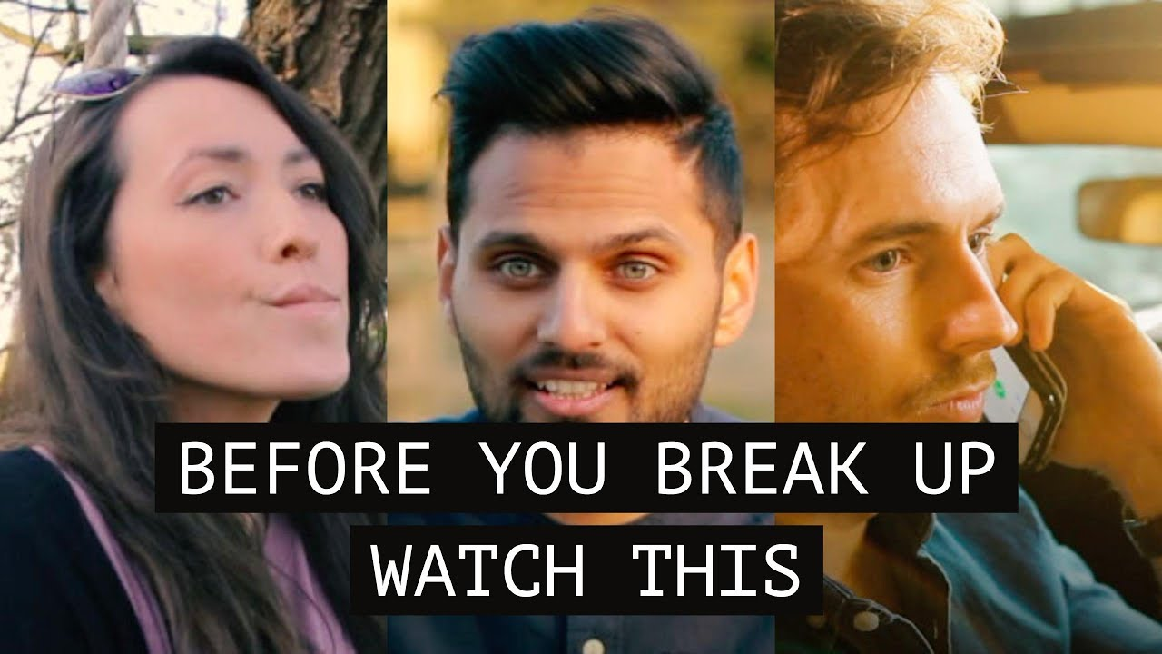Before You Break Up Watch This - Motivation with Jay Shetty