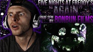 "Vapor Reacts #694 | [FNAF SFM] FIVE NIGHTS AT FREDDY'S ANIMATION ""Again"" by BonBun Films REACTION!!"