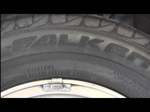 Tire Identification Understanding How To Read Tire Sidewall