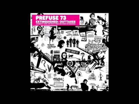 Prefuse 73 - Extinguished: Outtakes (2003) [Full EP]