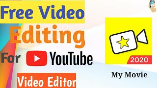 My Movie | Free YouTube & Video Editing App | How to use My Movie Without Watermark screenshot 1