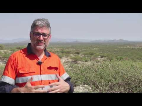 Rare Earth Minerals - Onsite update from Namibia Lithium investment