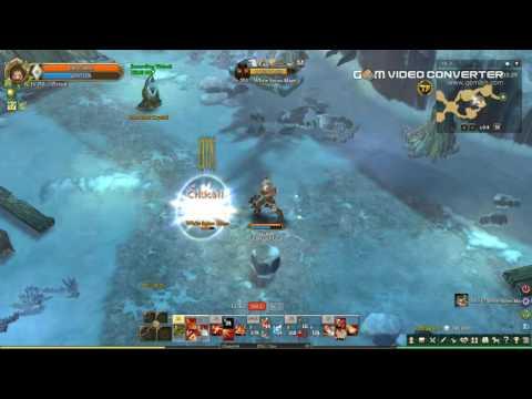 Tree Of Savior Fletcher C3 Gameplay (STR- Solo) 08-06-2016