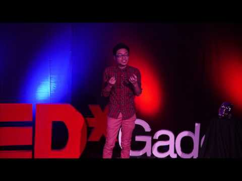 Using Contemporary Performing Arts to Express Identity | Akhmal Aiman | TEDxGadong