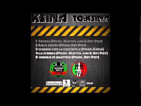 Ksina in La scimmia Prod Hot Ksina