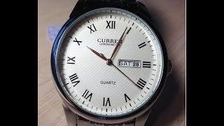 Китайские часы Curren 8086 - небольшой обзор