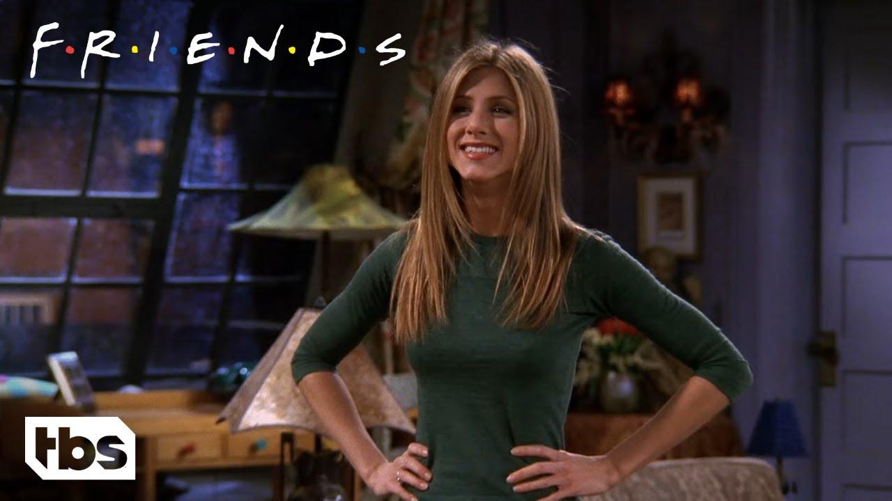 Friends: Rachel Works On Her Gossiping Problem (Season 5 Clip) | TBS