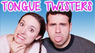 One of Erin Elyse's most viewed videos: Tongue Twisters!!!