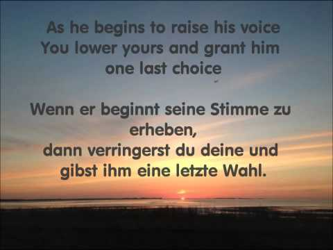 The Fray - How to save a life Deutsche Übersetzung