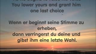 The Fray - How to save a life Deutsche Übersetzung