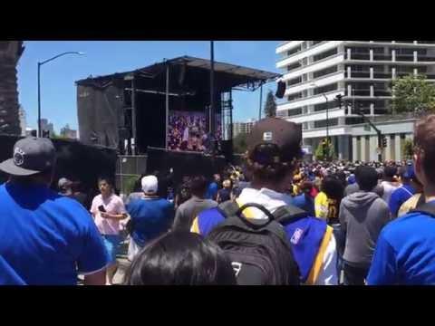 2015 Golden State Warriors Parade