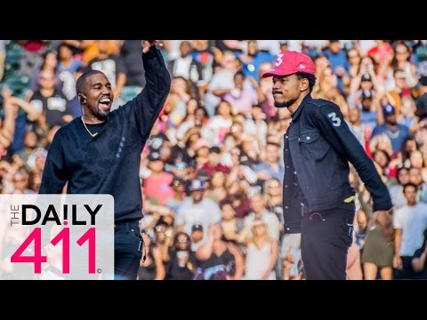Inside Chance The Rapper's Magnificent Coloring Day