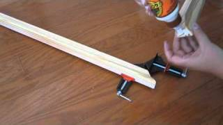How To Make Canvas Stretcher Bars