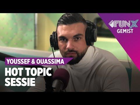 KOSSO: 'Lexxxus geen tegenstander want hij is te dik, grapje!' | HOT TOPIC SESSIE