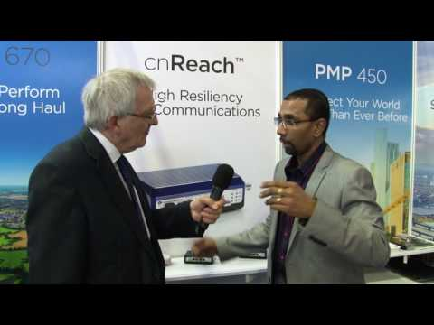 Interview with Cambium @ CommunicAsia2017