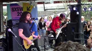 Gang Of Youths 34 What Can I Do If The Fire Goes Out 34 A Lucille 39 S Aussie Bbq Sxsw 2018 Best Of
