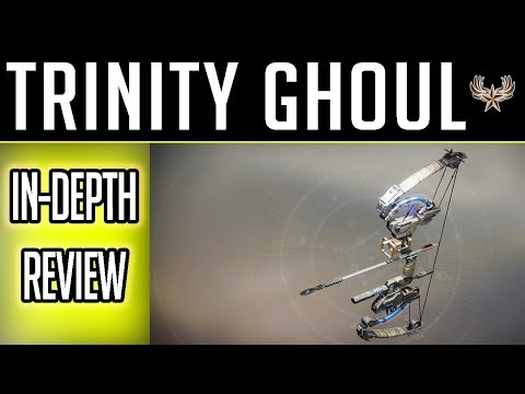 Trinity Ghoul In-Depth Review: Exotic Combat Bow