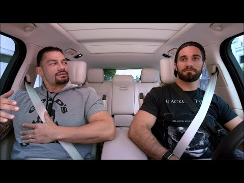 Roman Reigns & Seth Rollins / Carpool Karaoke (March 12, 2020)