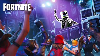 Marchmello live fortnite #1