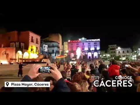 San Jorge 2018 - Cáceres