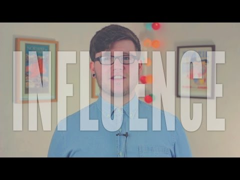 INFLUENCE WITHIN GRAPHIC DESIGN - WILL PATERSON