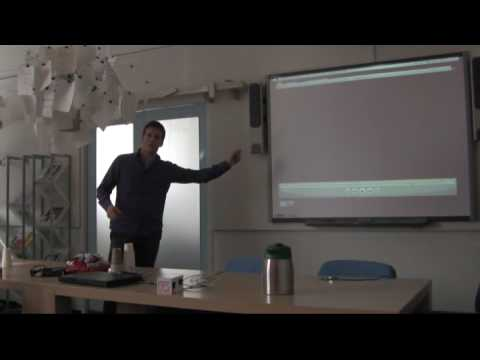 Multimodal Interaction (DG 303, 2009), Presentation 3