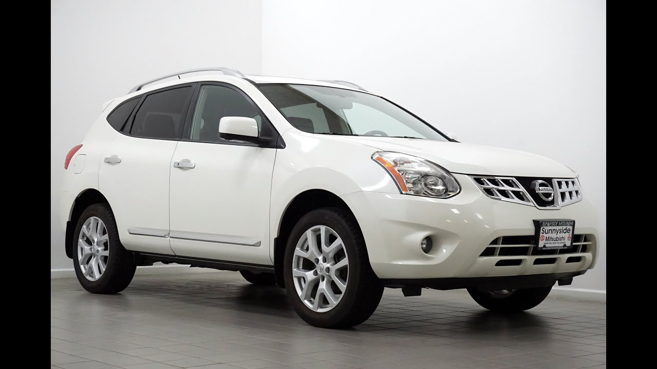 2012 nissan rogue sold youtube vanachro Image collections