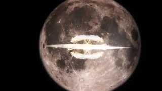 黒沼英之 - 夜、月。