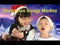 Download Christmas 2018 Medley Song by Gail Sophicha MP3 song and Music Video