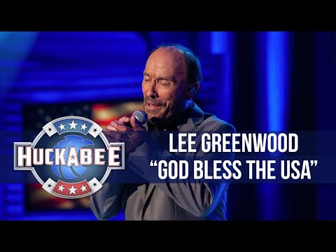 "Lee Greenwood Performs ""God Bless The USA"" 