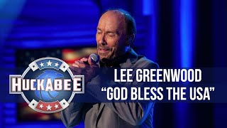 """Lee Greenwood Performs """"God Bless The USA"""" 