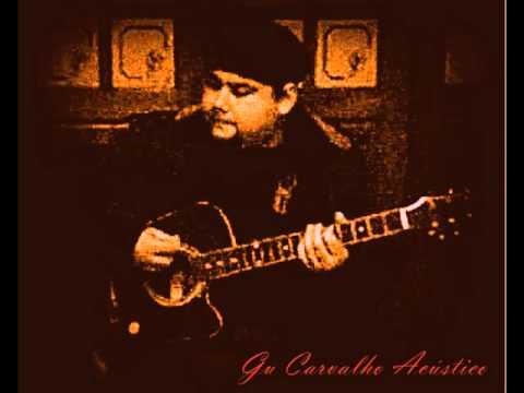 Gu Carvalho - Anjo Blue (acústico)