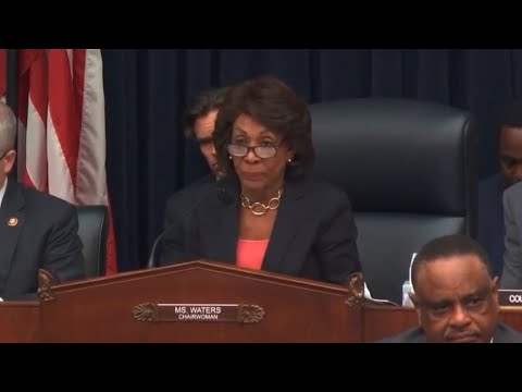 Maxine Waters asks CEO Tim Sloan is Wells Fargo too big to manage?